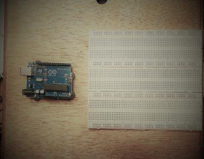 Arduino: *Blink* *Blink*